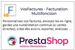 Facturation Marketplace Prestashop Module Facture