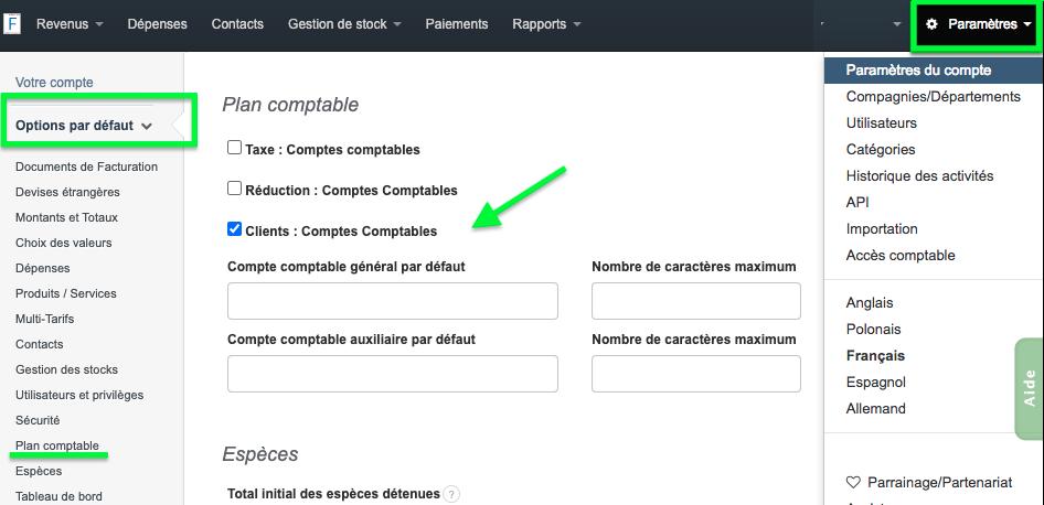 Exports Comptables de Factures - Automatiser Comptes Comptables