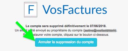 Facture Facturation Abonnement
