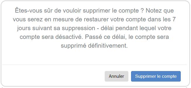 Facturation Facture Logiciel Compte Suppression