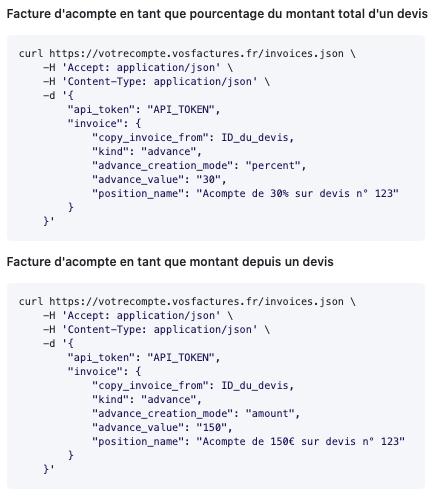 Logiciel de Facturation API Intégration Automatique