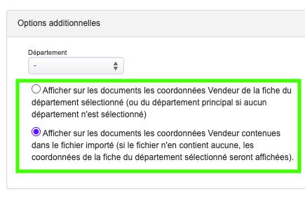Importation Document Facile Facturation Archive Importer Revenus Dépenses