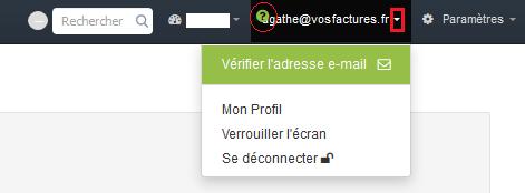 Vérification Adresse Email Facturation VosFactures Vérifier Compte
